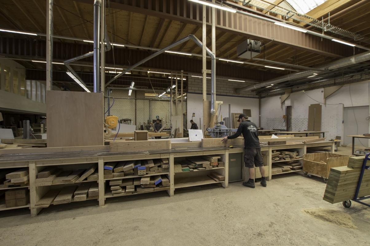 Werkplaats De Houtwinkel Bladel Eikentuinhuis